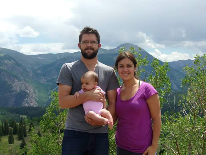 Josh and family giving Solar Works Energy testimonial